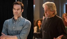 Bill Hader and Michael Douglas may be in a tight Emmy fight in comedy actor until the bitter end